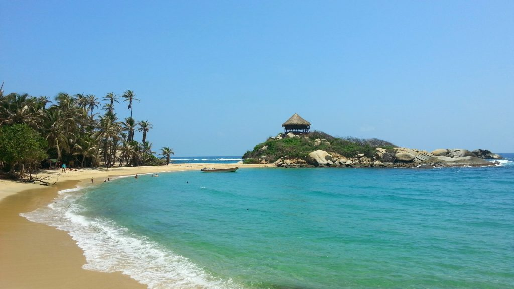 Tayrona National Park, Santa Marta, Colombia - Is Colombia Solo Travel Safe if Travelling to Colombia Alone