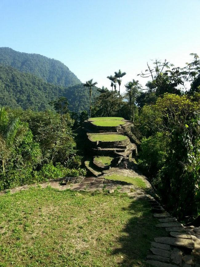 The Lost City Colombia - Colombia Solo Travel
