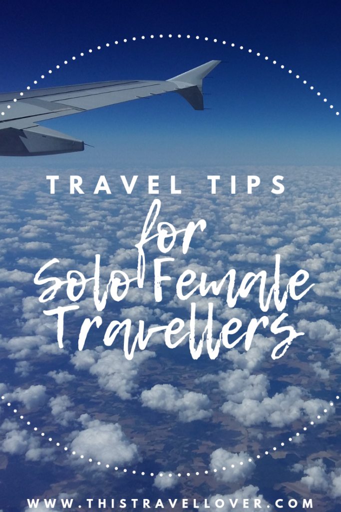 Solo travel is an incredible experience and is one of the most exciting and empowering things we can do.  However, it can be daunting, scary and lonely at times, especially if it is your first solo travel experience.  I have been travelling alone since I was 19, and I'm now 36 so that is 17 years of solo travel experience that I want to share with you.  Read on for my top travel tips for solo female travellers to inspire you to become women who travel solo! #femalesolotravel #traveltips #girlstravel #solotravel #travel #adventure