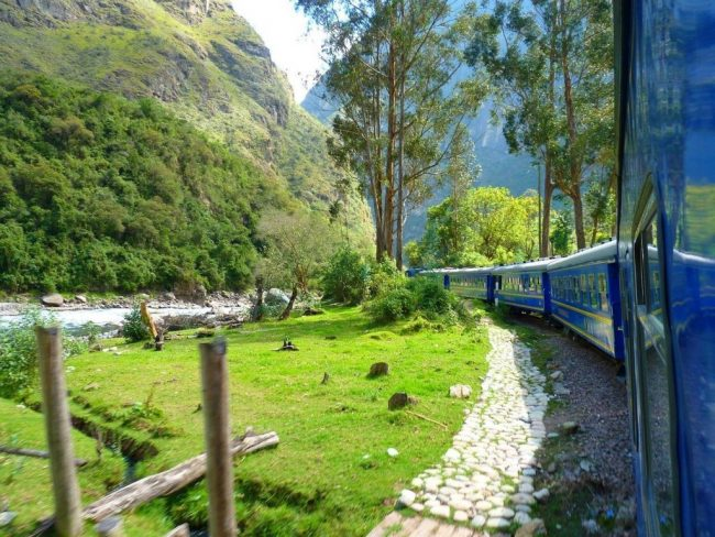 The Train to Machu Picchu - Peru Solo Travel Guide