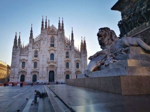 Il Duomo di Milan Cathedral and Statue - Things to see in Milan in 2 Days
