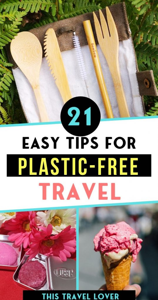 Easy Tips for Plastic-Free Travel