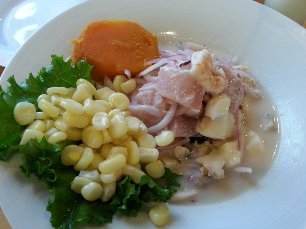 Peru Food Guide - What To Eat in Peru - Ceviche