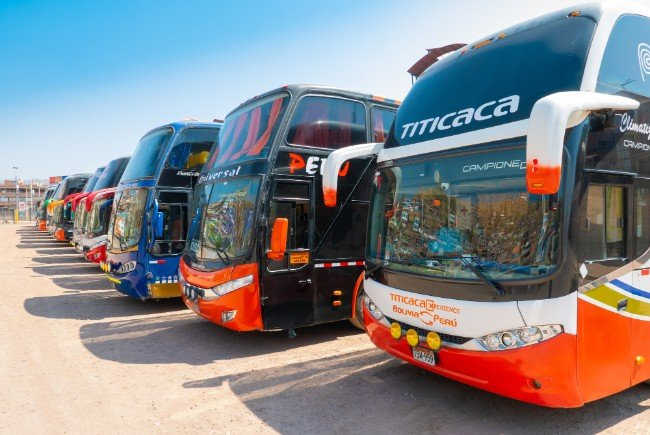 Buses in Peru - Cusco Itinerary