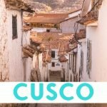 Cusco 2 Day Itinerary