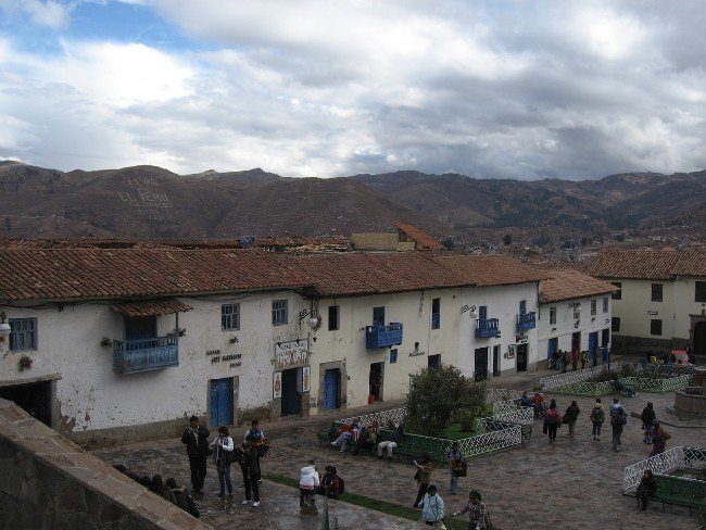 San Blas Neighbourhood - Cusco Itinerary