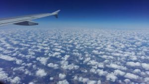 Aeroplane View - How to Reduce the Carbon Footprint of your Flights
