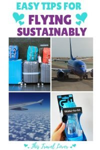 Easy Tips for Flying More Sustainably