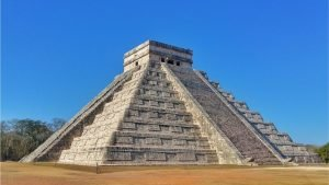 El Castillo Pyramid at Chichen Itza - The Best 2 Week Yucatan Itinerary