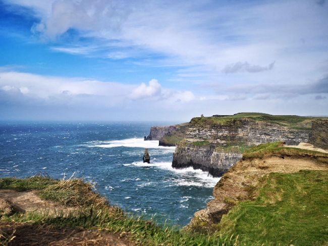 The Cliffs of Moher make a great Day Trip from Galway Ireland