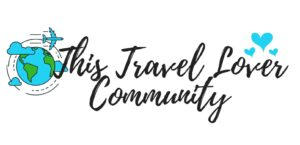 This Travel Lover Community - Facebook Group Logo
